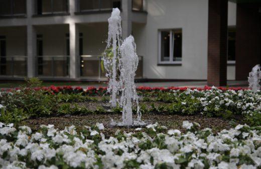 Birstonas fontanas prie Egles