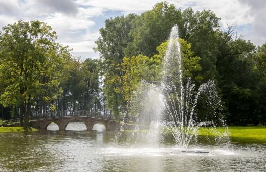 Sodeliskio dvaro sodybos fontanas (2)
